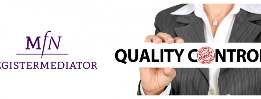 MfN-Registermediator, mediator, MfN, kwaliteit, gecertificeerd